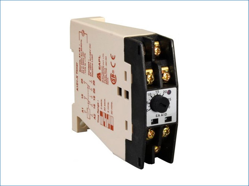 EAPL Electronic Star Delta Timer Products Chennai
