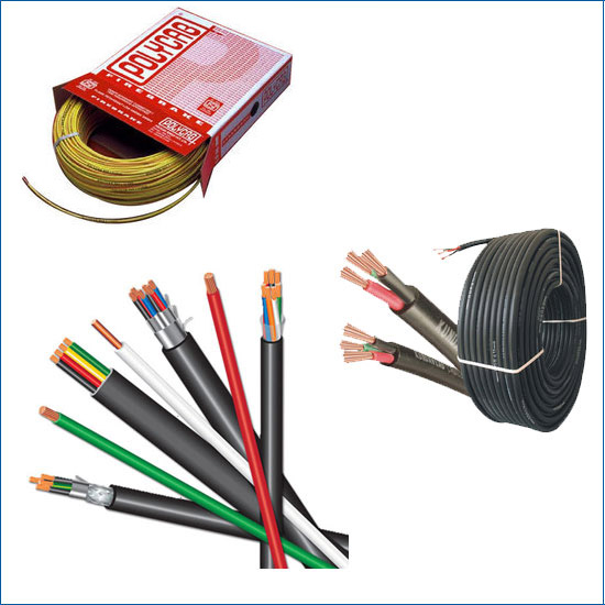 Multicore & Shielded Wires